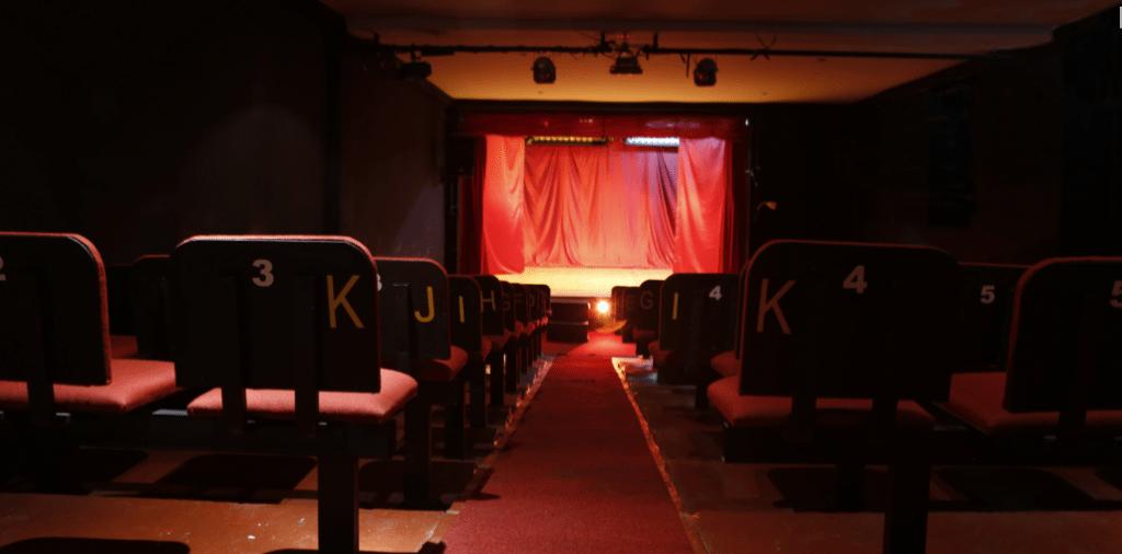 Teatro La Comedia «el arte de reír»