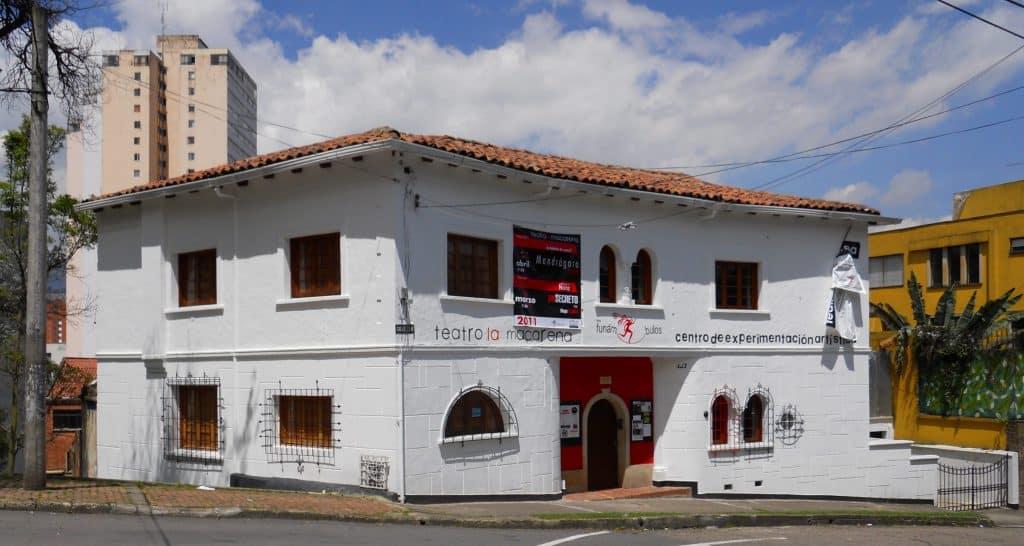 Teatro La Macarena