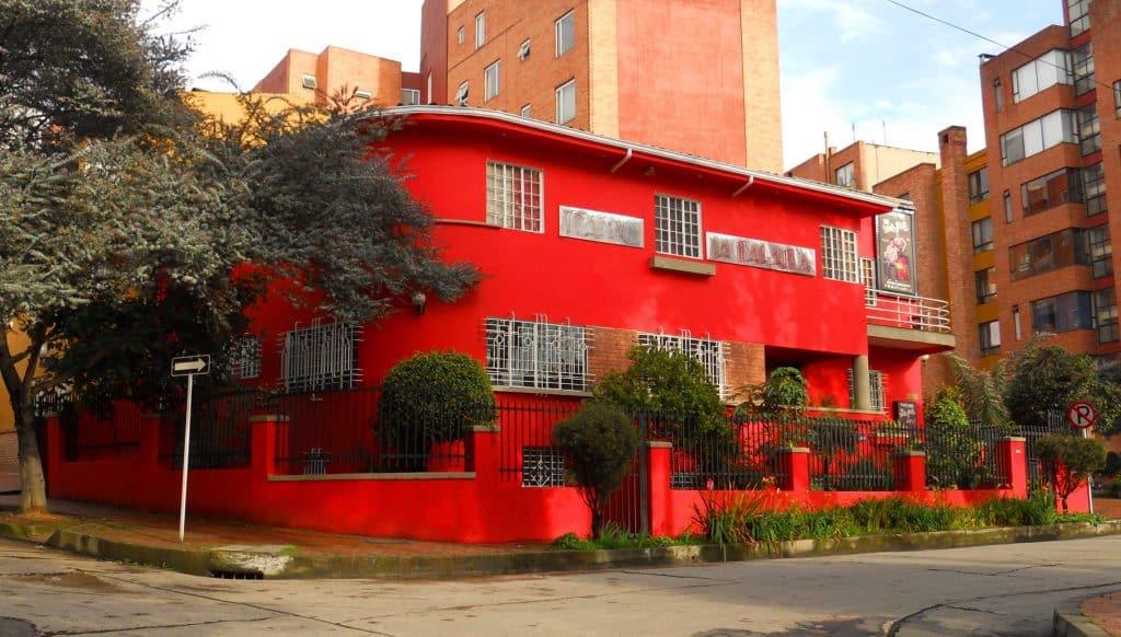 Teatro La Baranda