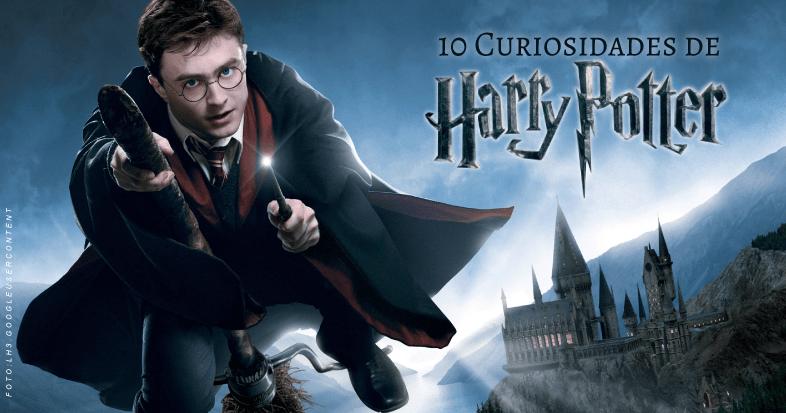 Diez curiosidades de Harry Potter Y La Piedra Filosofal