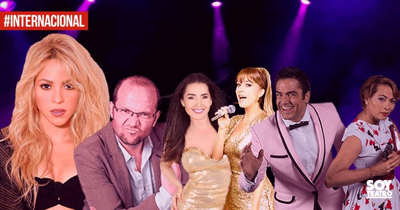 10 obras que puedes ver con el precio V.I.P. para el concierto de Shakira