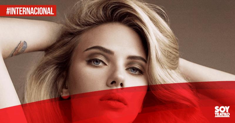 Scarlett Johansson, la sexy actriz destacada en el teatro