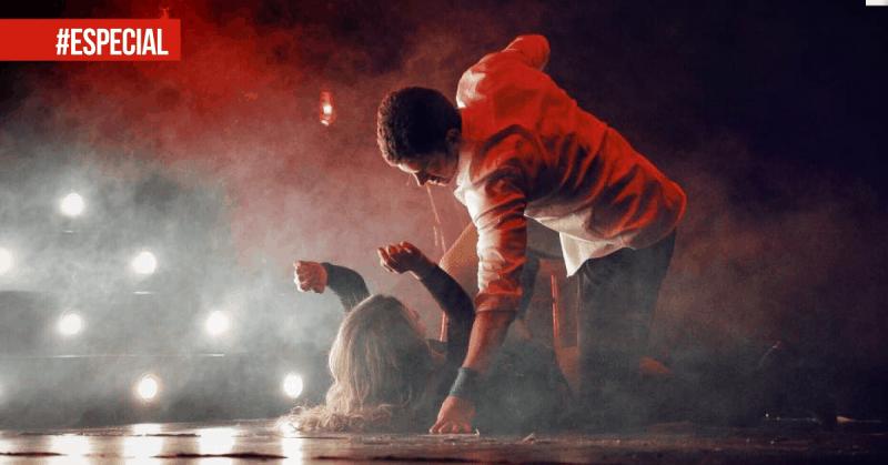 '40 y 20': Amor, música y tango