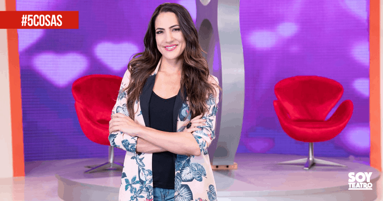 5 cosas que no sabías de Carolina Cuervo