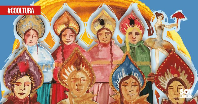 Danza y marionetas en 'Petrushka'