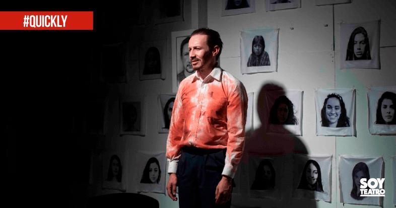 'Camargo': En la piel de un asesino