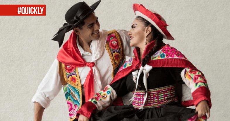 Folclore peruano en 'Retablo'
