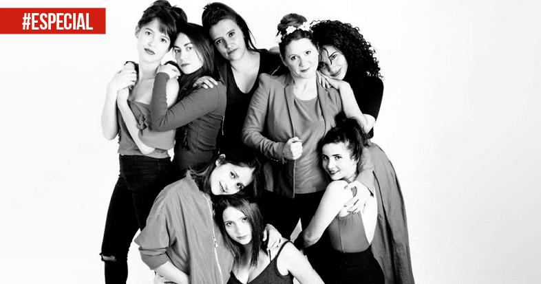 Un recorrido teatral por lo femenino
