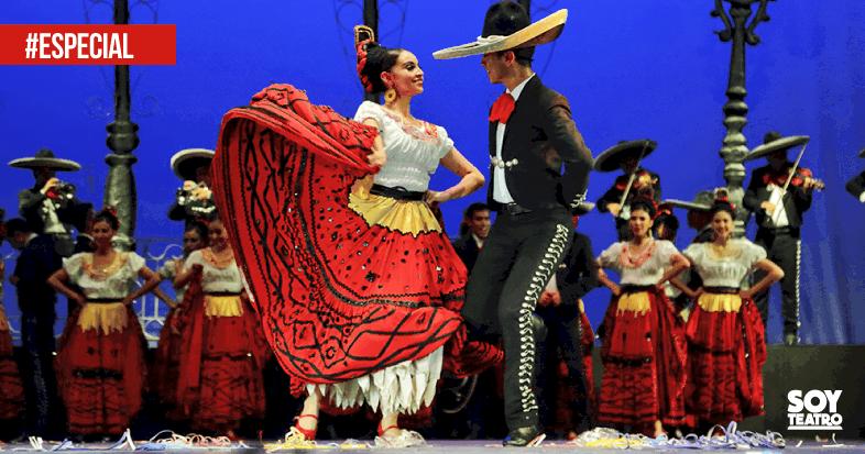 Regresa el 'Ballet Folklórico de México'