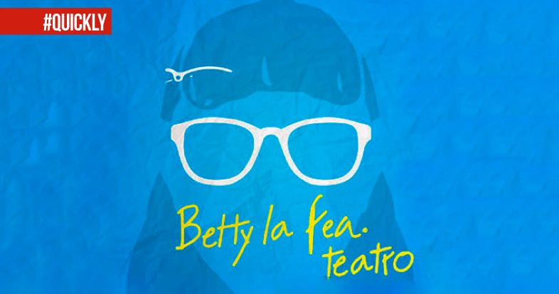 Betty la Fea está de vuelta sobre las tablas