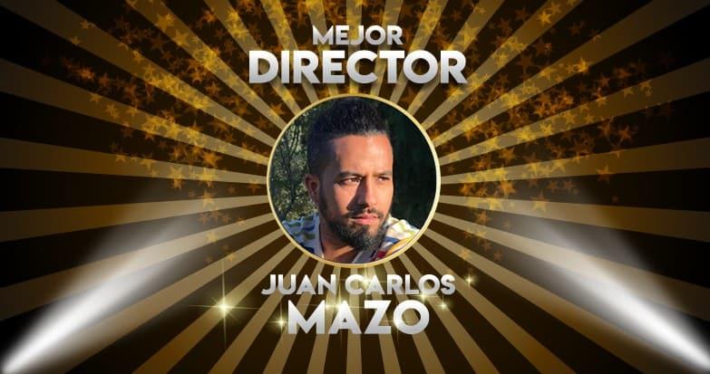 Juan Carlos Mazo, el director del año