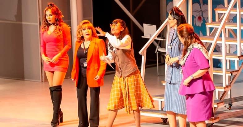 """Vimos… """"Betty la Fea, Teatro"""""""