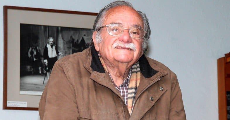 Nos despedimos del gran maestro, Santiago García