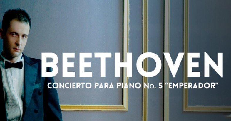 ¿Qué es 'Beethoven-Concierto para piano N°.5 'Emperador'?