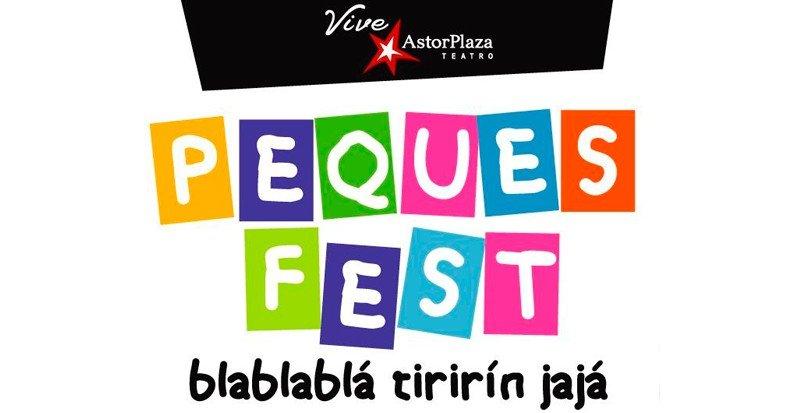 Llega el Peques Fest 2020 al Astor Plaza