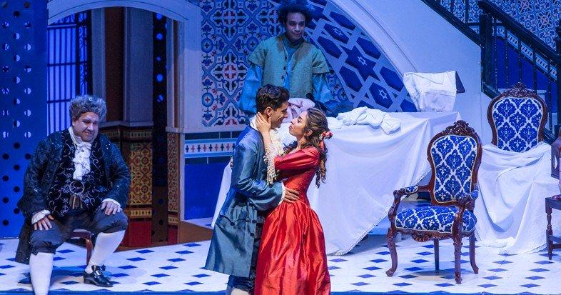 Teatro Digital retransmite 'El barbero de Sevilla'