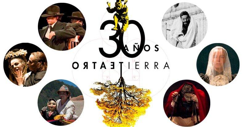 Teatro Tierra: 30 años de reconocida calidad profesional