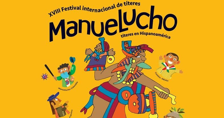 Inicia el XVIII Festival Internacional de Títeres: Manuelucho
